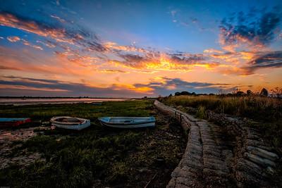 Hadleigh Ray Sunset